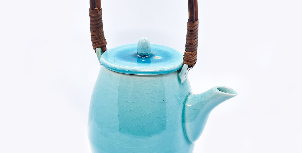 One Only KIFKAF Teapots