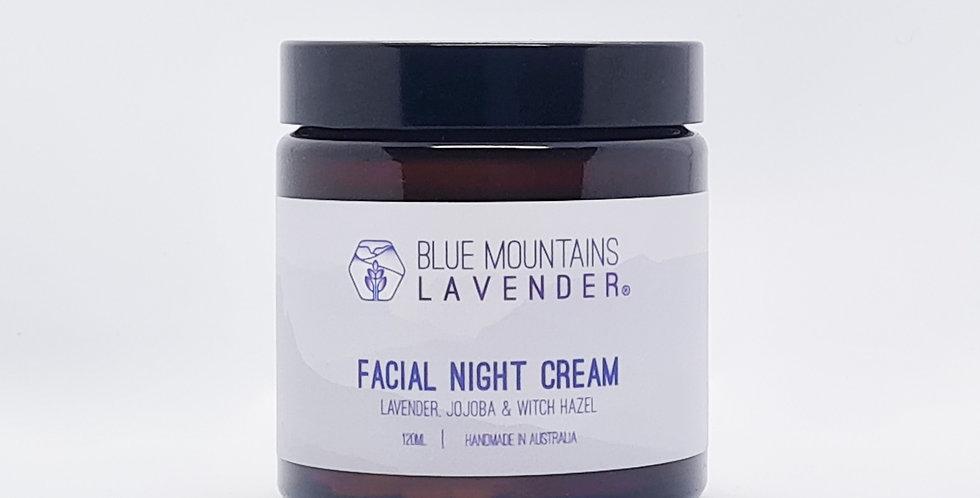 Facial Night Cream