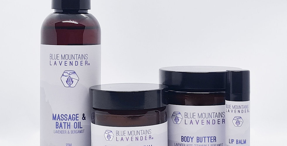 Body Pamper Pack No. 1