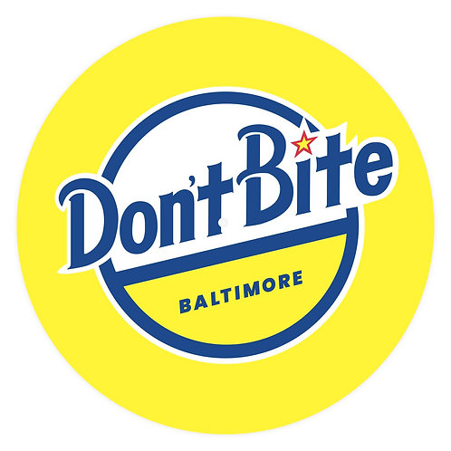 Don't Bite Slipmats (yellow)