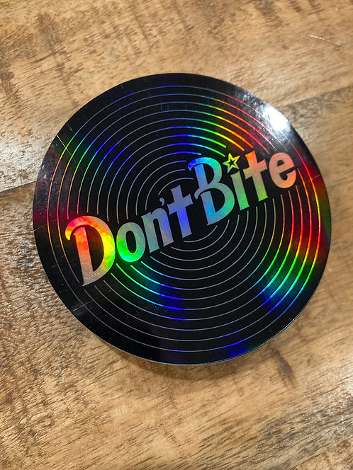 Don't Bite record labels