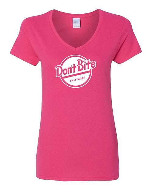 Don't Bite Baltimore (pink)