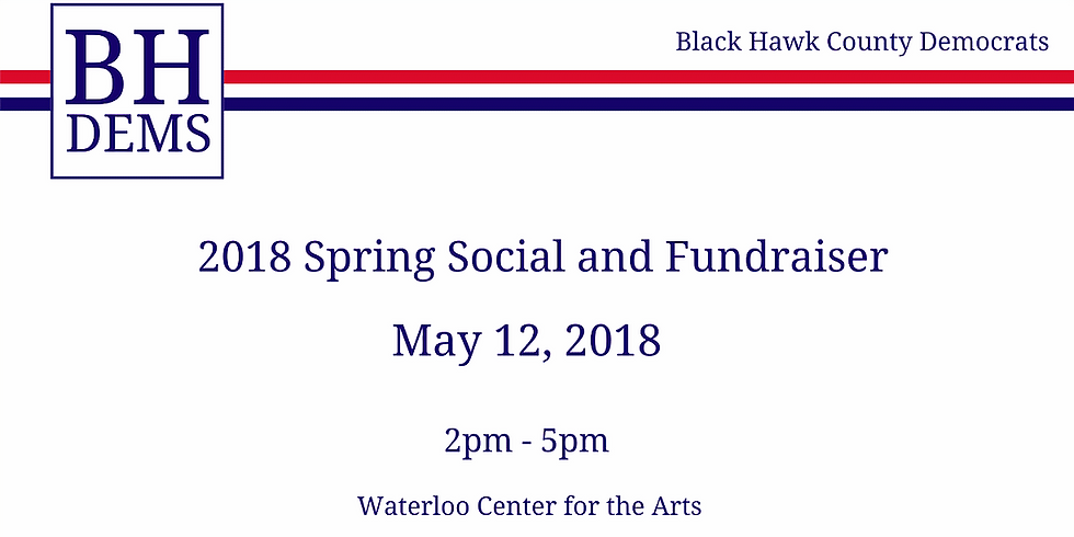 2018 Spring Social and Fundraiser