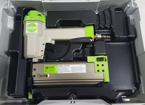 Cadex V2/18.50-SYS 18 Gauge Brad Nailer with Systainer Case