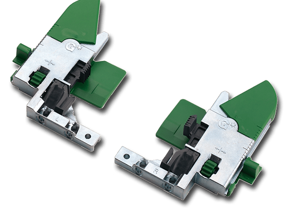 Grass DynaPro Undermount Front Locking Devices