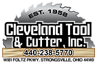 Cleveland Tool and Cutter Logo, saw blade