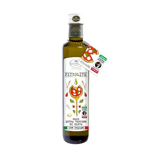 Pizzolivm - olivno olje za neapeljske pizze (0.5l)