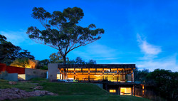 Rammed Earth Pavilion 1
