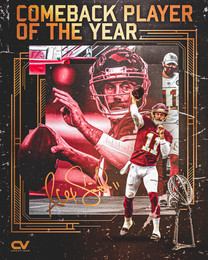 Alex Smith - Comeback Player of the Year