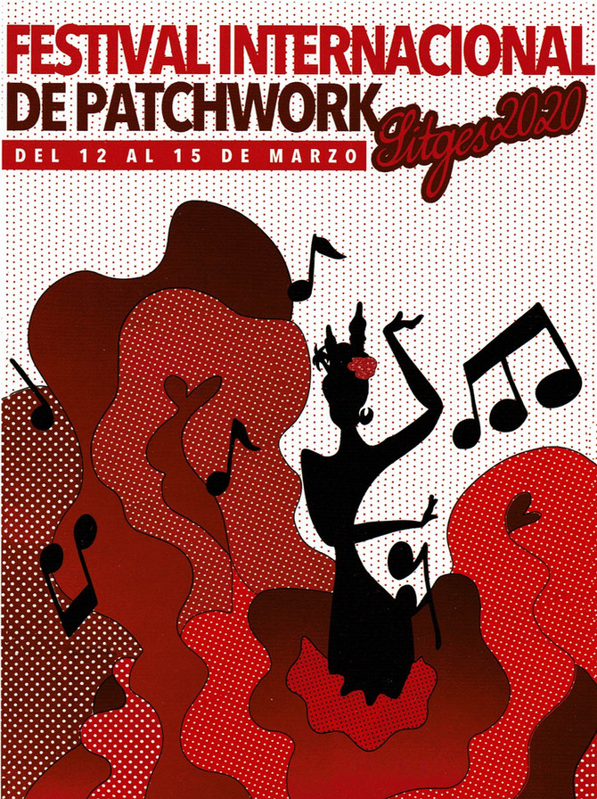 Festival Internacional de Patchwork 2020 a Sitges