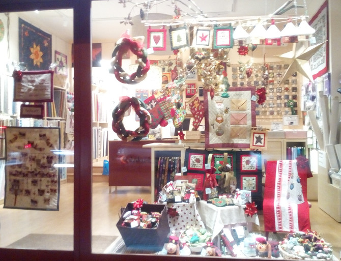 Ja és Nadal a LAKU-LOMA!, LAKU-LOMA patchwork,#pachwork,#Vic,#Osona