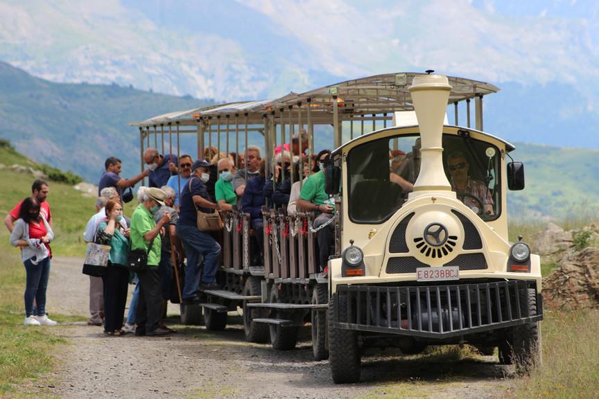 Tren Valle de Tena