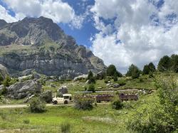 Tren valle de tena y La Partacua