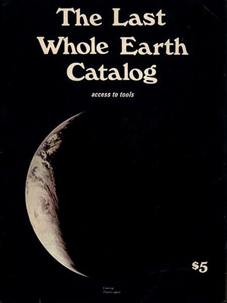 Steve jobs The last Whole Earth Catalog