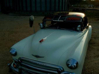 Matts '49 Chevy Lowrider
