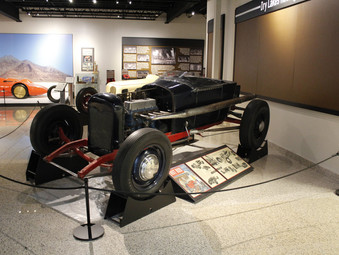Art Gerrick - Model T Roadster