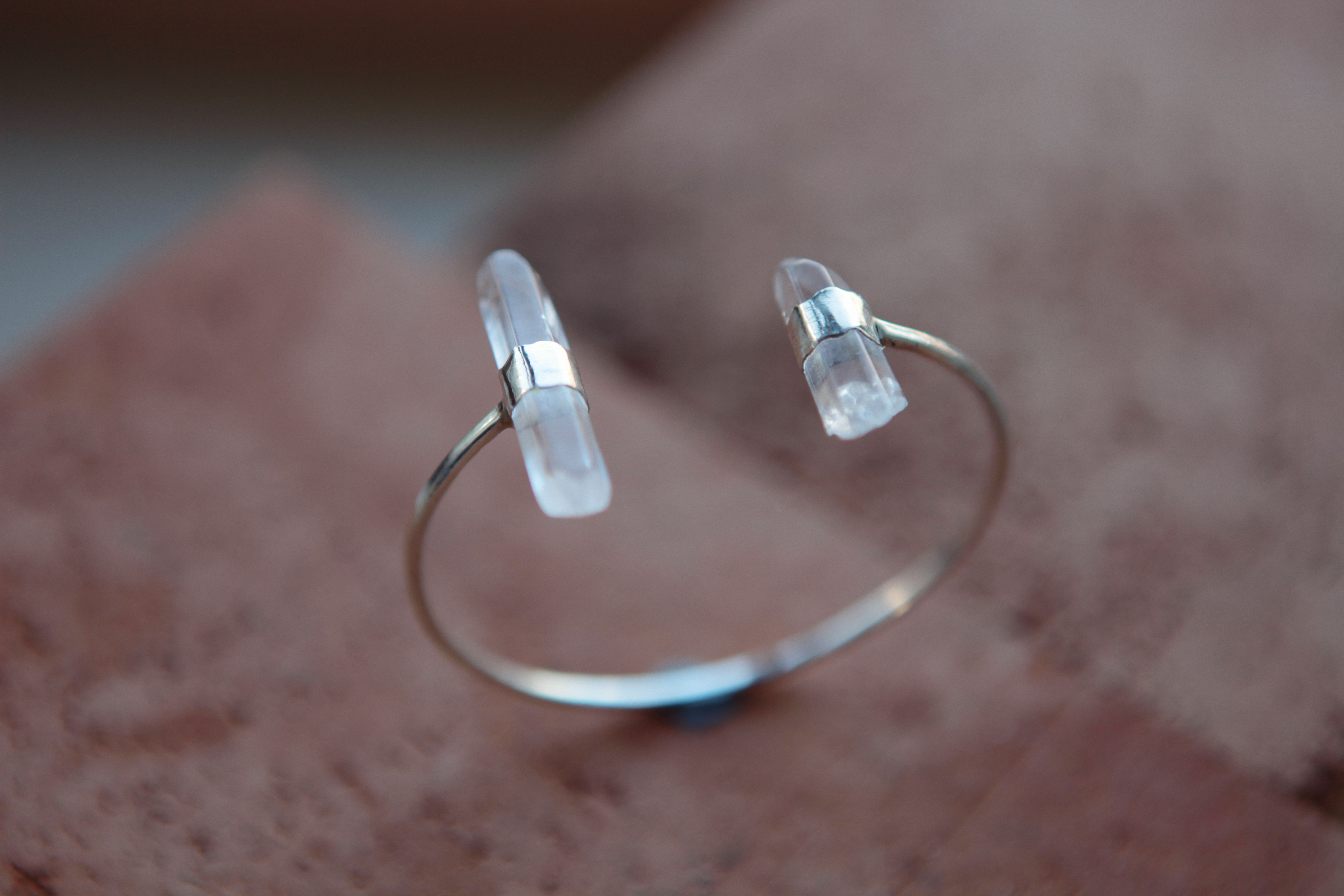 Браслет с кристаллами
