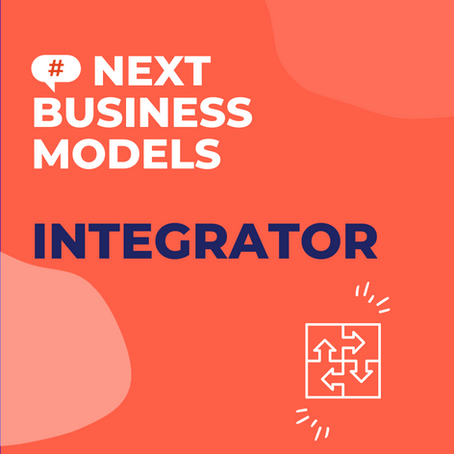 The integrator model as a way to enrich one's offer