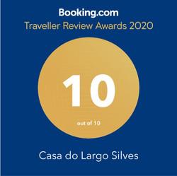 Beoordeling Booking.com 10