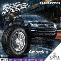 Apterra AT2 Tyre Pattern
