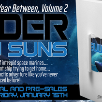 Under New Suns Anthology Coming Soon