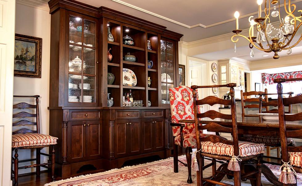 Snider-Metcalf Interiors - Dining