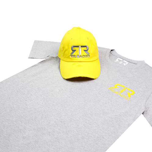 """HAT AND SHIRT COMBO """" HOMER """" COLOR WAVE"""