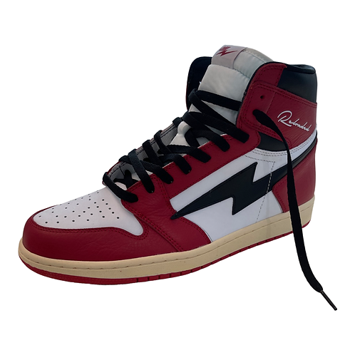 """OMI ZERO 1985 CHICAGO HIGH WITH """"AGED SOLES"""""""