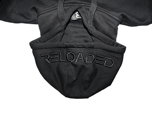 BLACKED OUT SWEATSUIT