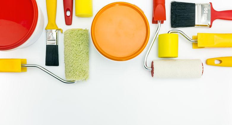 Nachhaltigkeit, Materialbewirtschaftung, Maler Zieri - Beckenried Nidwalden