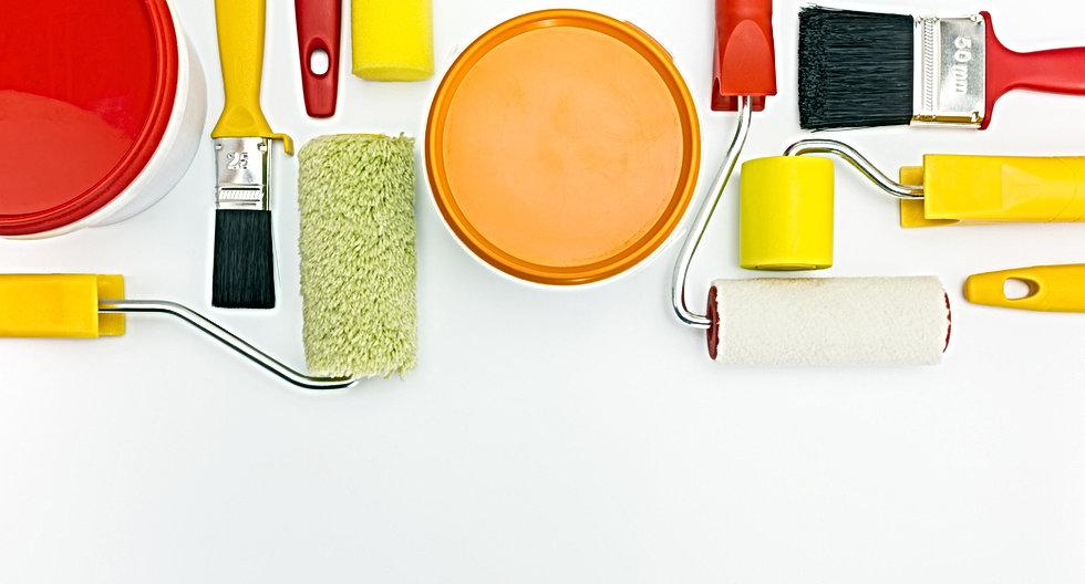 Outils de peinture Maison