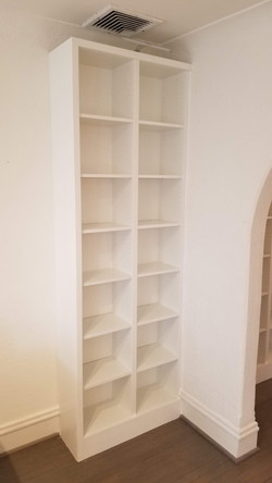 Book Case Final Assembly