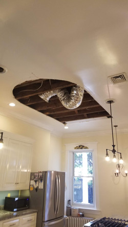 Ceiling Box Removed