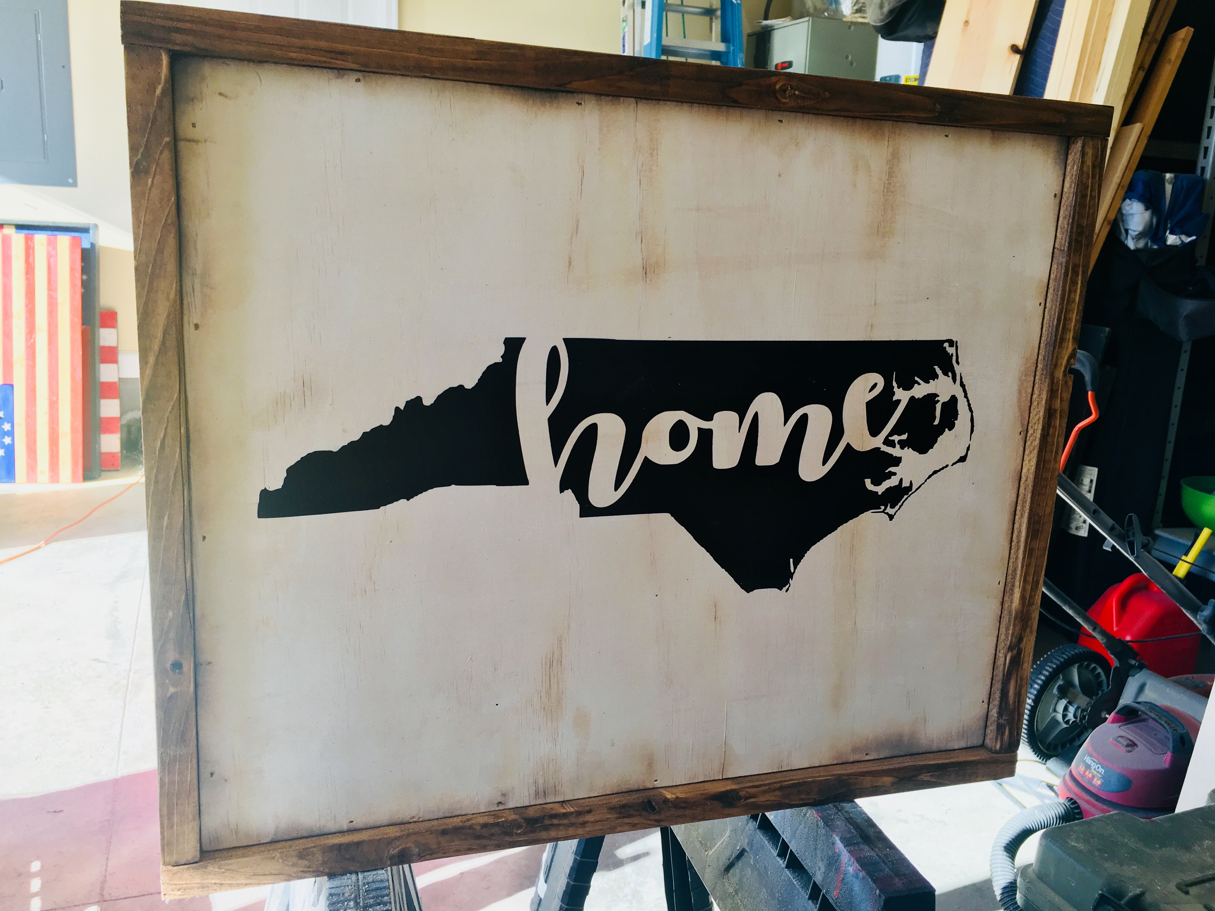 Custom Home Sign