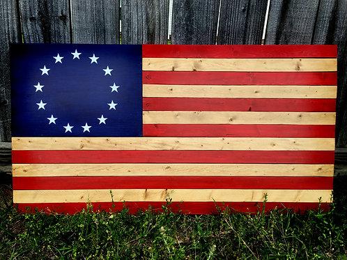 1776 Betsy Ross 13-Stars