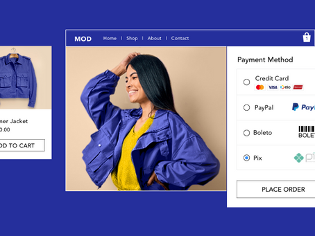 New payment option, Pix, is now available for Brazilian Wix eCommerce users