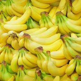Banana bunches