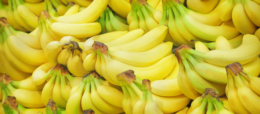 10 alimenti contenenti più potassio di una banana