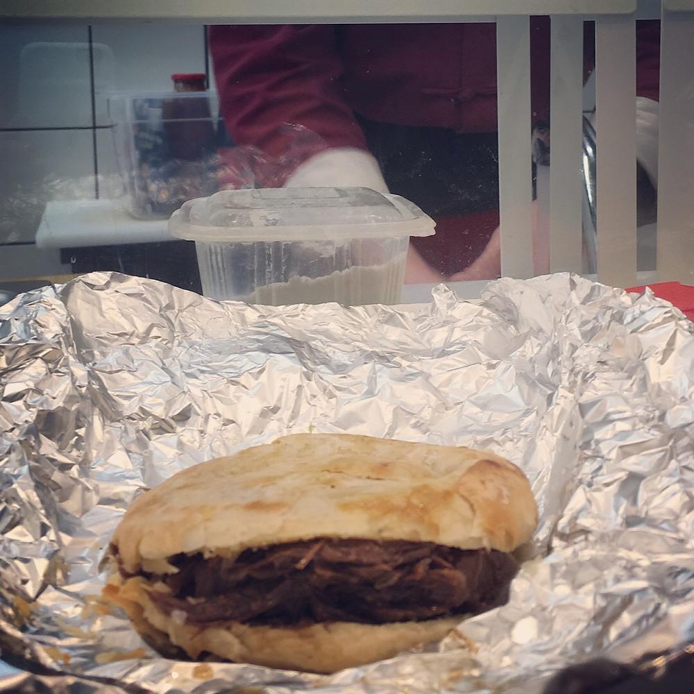Hamburger di asino - Donhot Restaurant