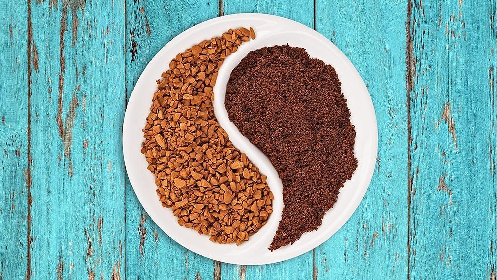 Что лучше: хороший кофе в зернах или растворимый кофе?