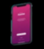 Komo App Mockup - Teal Background (5).pn
