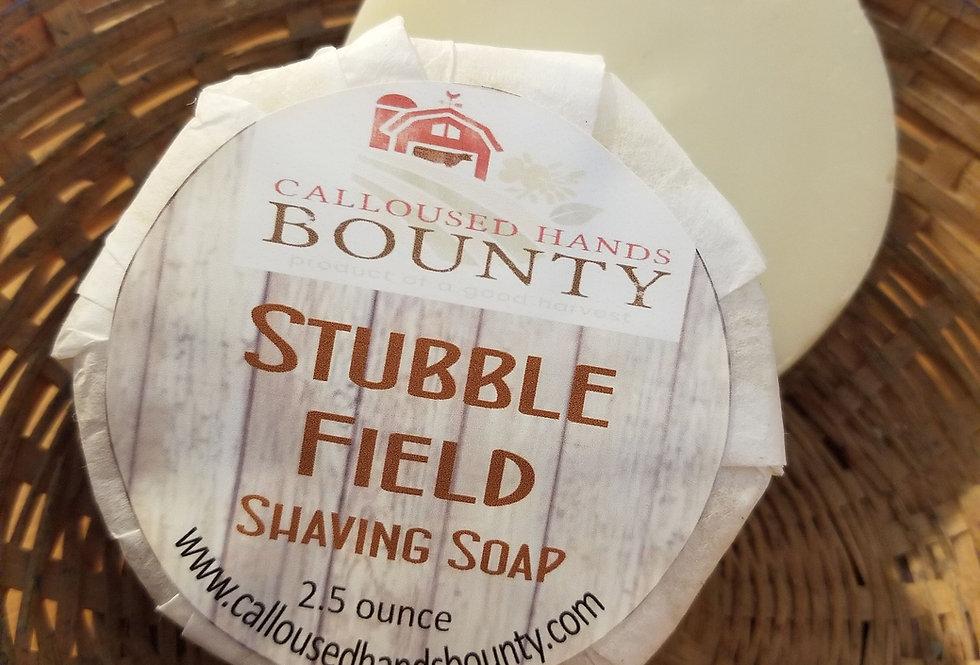 Stubble Field Shaving Soap