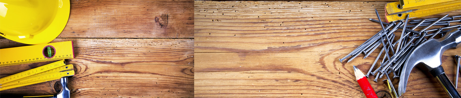Fond bois outils