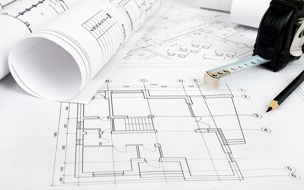 Plans architecte