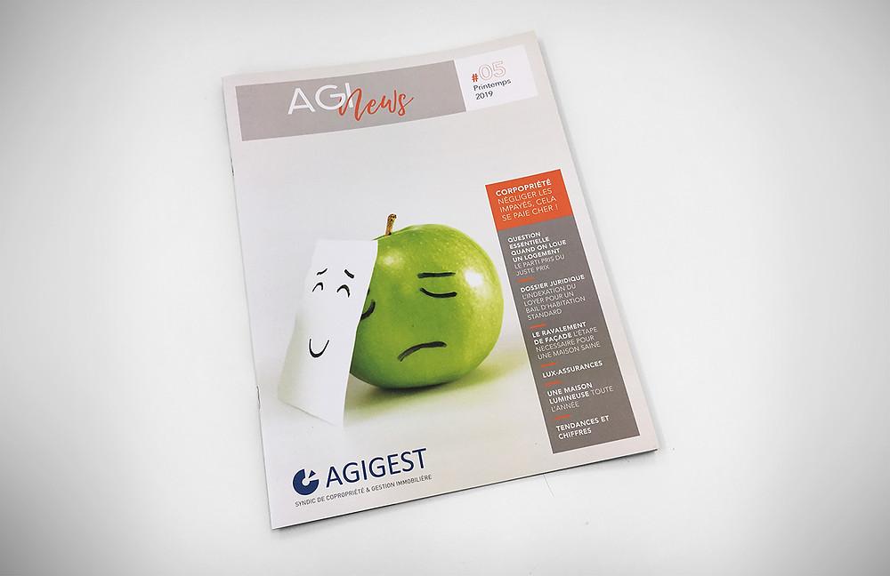 Cover AGI News #5