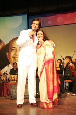 With Jaspinder Narula ji