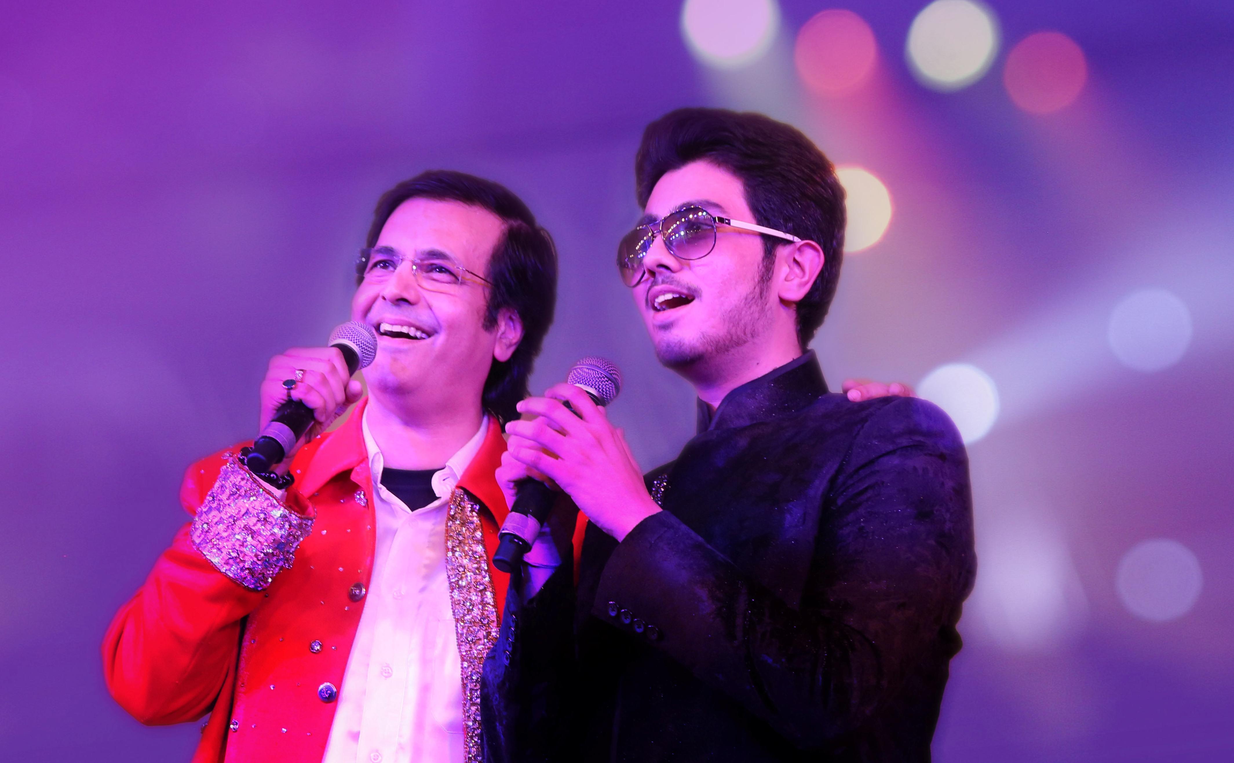 Ruhan & Sidhant in Delhi