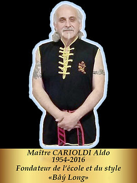 Maître CARIOLDI Aldo