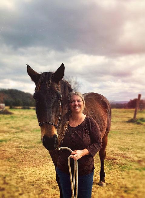 Karen Davis: Executive Director at Courage Therapeutic Riding Center