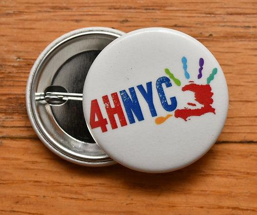 4HNYC Pin